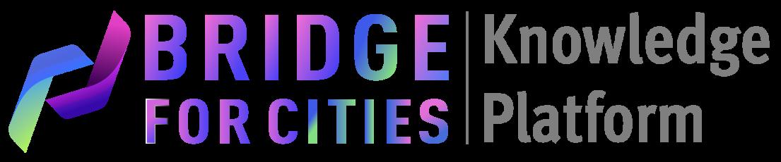 Bridge for cities Logo